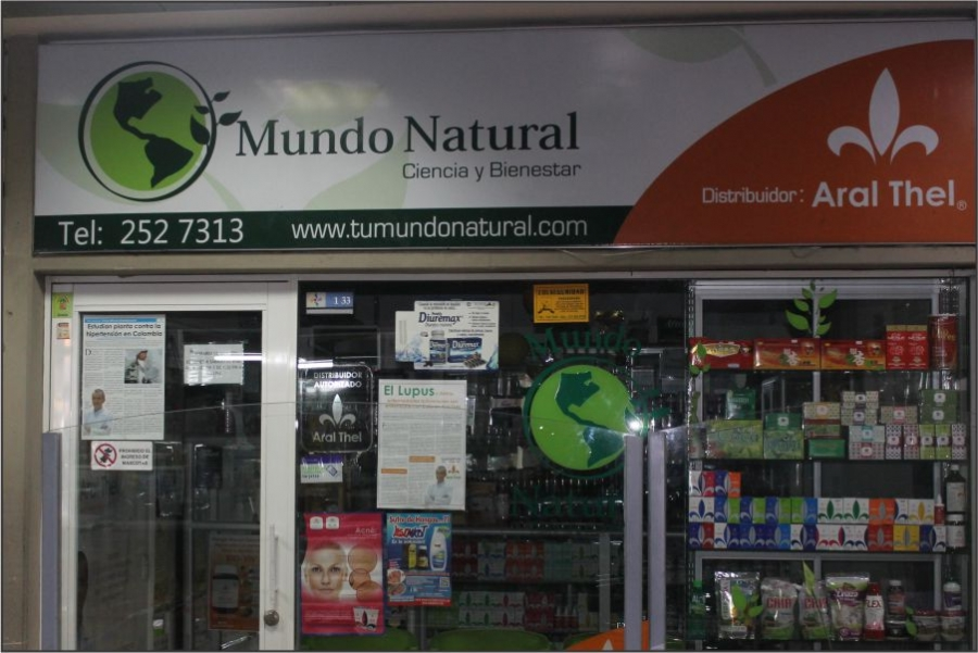 MUNDO NATURAL ARAL -THEL LOCAL 133
