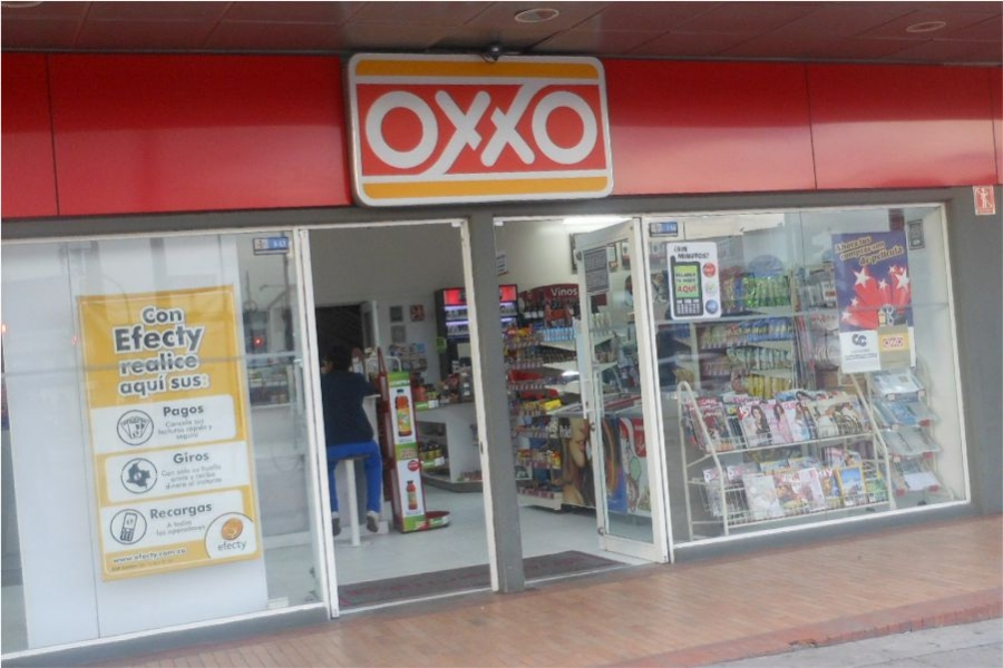 OXXO Local 112
